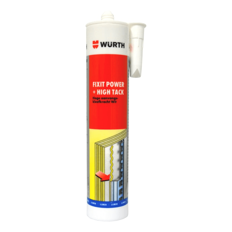 Constructielijm Fixit Power + High Tack